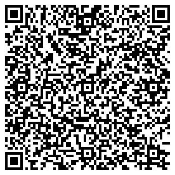QR-код с контактной информацией организации ООО СПУТНИК, РАДИО