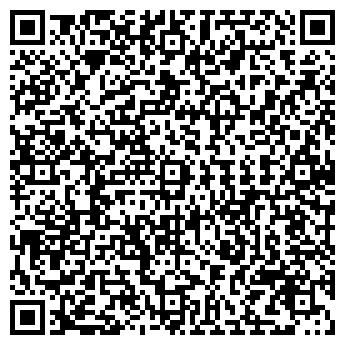 QR-код с контактной информацией организации ТОВ Благодор