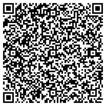 QR-код с контактной информацией организации Superhero