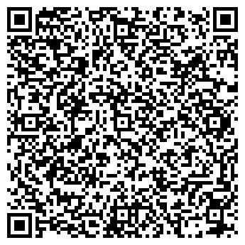 QR-код с контактной информацией организации Fitnesshome