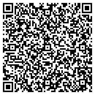 QR-код с контактной информацией организации ИП Кадетов