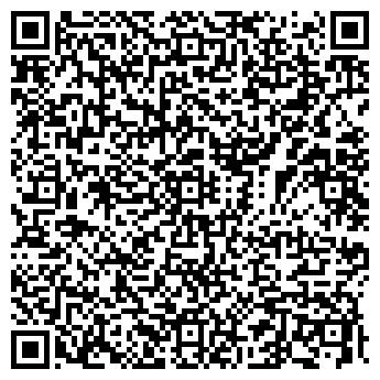 QR-код с контактной информацией организации НОВАЯ ВОЛНА, ЗАО