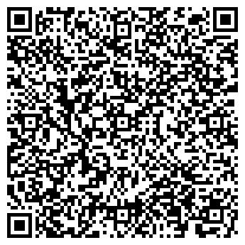 QR-код с контактной информацией организации ТОО V.A-KOM