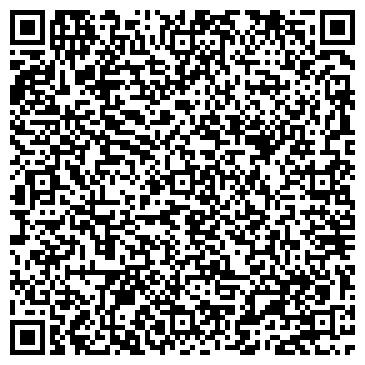 QR-код с контактной информацией организации Алгоритмы и системы, ЗАО