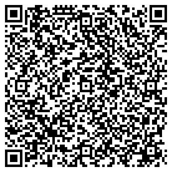 QR-код с контактной информацией организации Клисанис, ООО