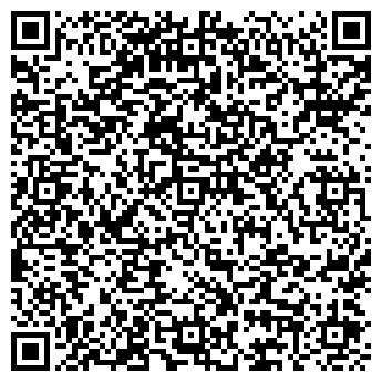 QR-код с контактной информацией организации КОМПАНИЯ ИНДЕКСПРИНТ