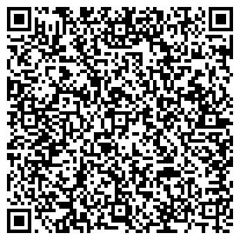 QR-код с контактной информацией организации ООО Техносенс