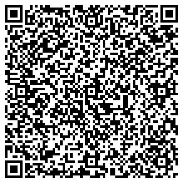 QR-код с контактной информацией организации Частное предприятие МАСТЕР+, маг.