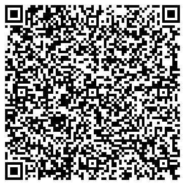 QR-код с контактной информацией организации AlarmSystems, ЧП