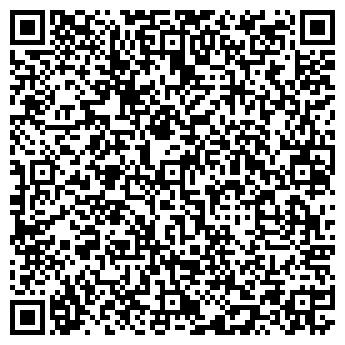 QR-код с контактной информацией организации ООО таксомотор