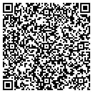 QR-код с контактной информацией организации Land Floors