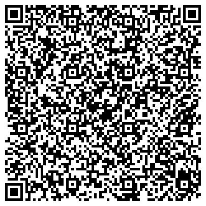 QR-код с контактной информацией организации Общество с ограниченной ответственностью ООО «Аква-Империя», Салон «Бассейн — Сервис»