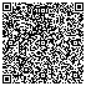 QR-код с контактной информацией организации АТЕНА-ВОЛГА, ООО
