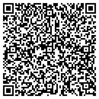 QR-код с контактной информацией организации Будстар, ООО