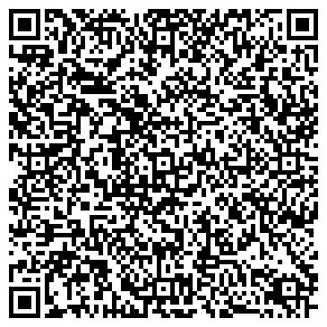 QR-код с контактной информацией организации Сауны Камины, ЧП