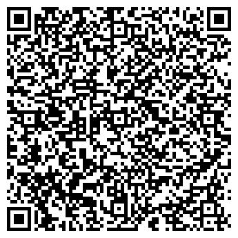QR-код с контактной информацией организации Еврометр, ЧП