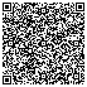 QR-код с контактной информацией организации Обрезка сада