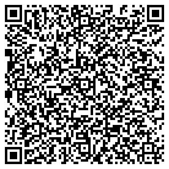 QR-код с контактной информацией организации Полифлор, ЧП
