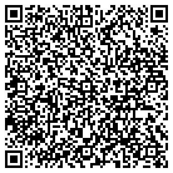 QR-код с контактной информацией организации Теплопласт, ООО