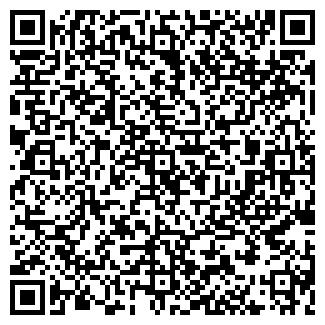 QR-код с контактной информацией организации № 50 ТЕЛЕГРАФ