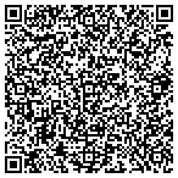 QR-код с контактной информацией организации Техно Лига, ООО