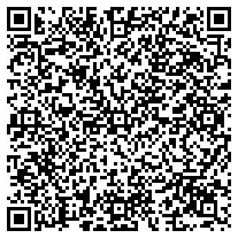 QR-код с контактной информацией организации БДУ МУШ, ЧП