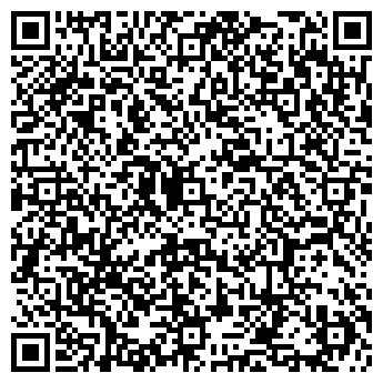 QR-код с контактной информацией организации Окна Гарант, ИП