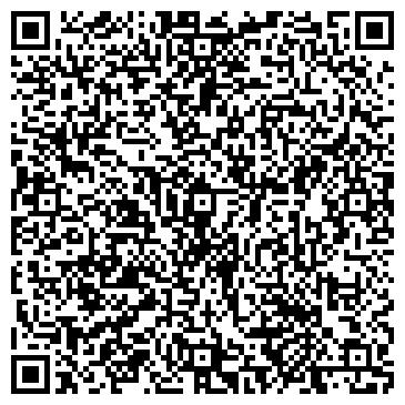 QR-код с контактной информацией организации Художественная студия Штрих Арт, ИП
