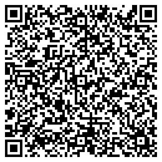 QR-код с контактной информацией организации Геотекс, ТОО