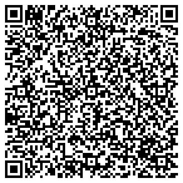 QR-код с контактной информацией организации Юрал маншафт сервис, ОДО