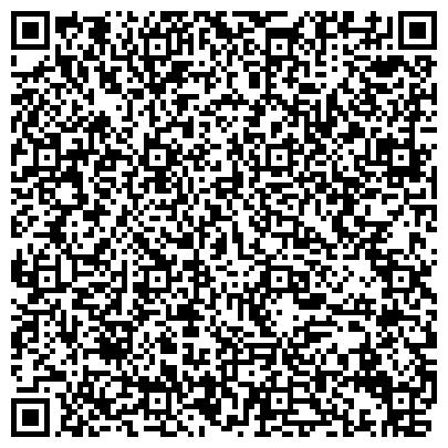 QR-код с контактной информацией организации Землеустроительные работы. Топосъемка, ТОО