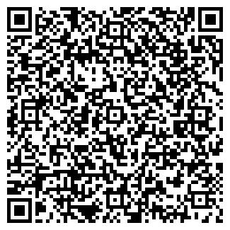 QR-код с контактной информацией организации Тетраэдр, ТОО
