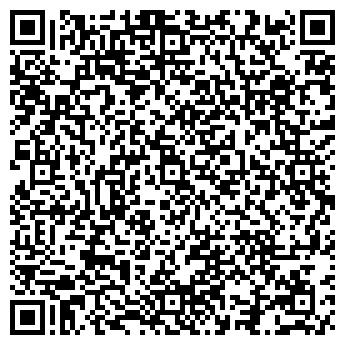 QR-код с контактной информацией организации Хаустов, ИП