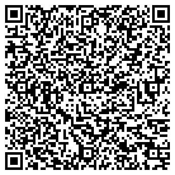 QR-код с контактной информацией организации Чп «Зачарованные сады»
