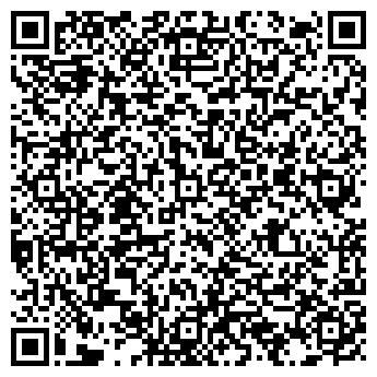 QR-код с контактной информацией организации ИП Ракович