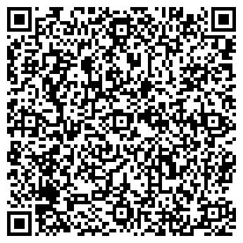 QR-код с контактной информацией организации ИП Ивановский