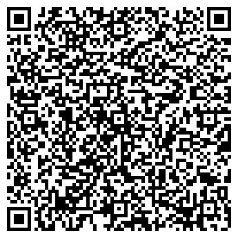 QR-код с контактной информацией организации ЛаНов, ООО