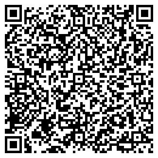 QR-код с контактной информацией организации Субъект предпринимательской деятельности Райский сад