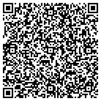 QR-код с контактной информацией организации Будмонтаж и К, Частное предприятие