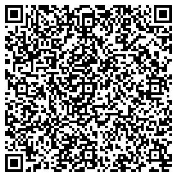 QR-код с контактной информацией организации ЧП «Камин-Auguste»