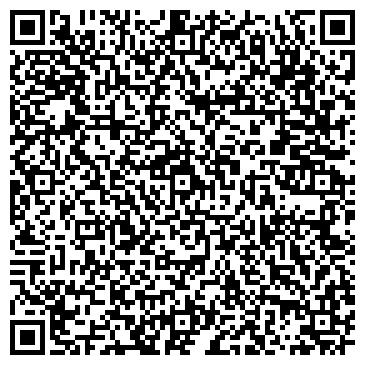 QR-код с контактной информацией организации «Зеленая клиника»