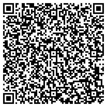 QR-код с контактной информацией организации Брама-двери, ООО