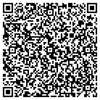 QR-код с контактной информацией организации Будресурс ЛТД, ООО