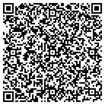 QR-код с контактной информацией организации А.Т. Мегасфера, ООО