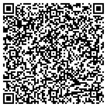 QR-код с контактной информацией организации КлеверЛенд, ЧП