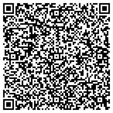 QR-код с контактной информацией организации Тепло-Инвест, ЧП