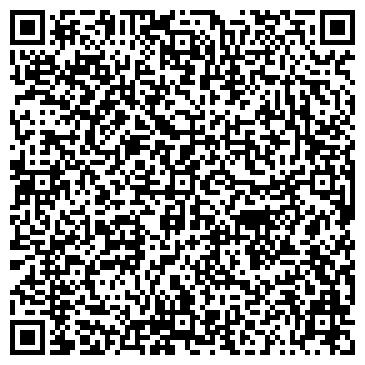 QR-код с контактной информацией организации Интерьер Стекло ТМ, ООО