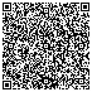 QR-код с контактной информацией организации Газоны Украины, ООО