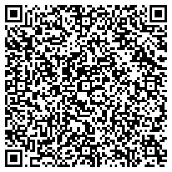 QR-код с контактной информацией организации Зеленая феерия, ЧП