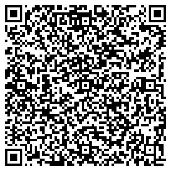 QR-код с контактной информацией организации AV Climat